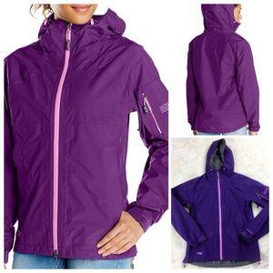 Outdoor Research Aspire Rain Jacket Gore-tex Puple
